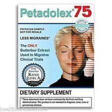 Weber & Weber Petadolex 75 mg 60 gels - Exp Date: 05/2018