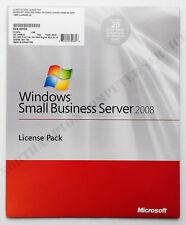 MS Windows SBS 2008 Premium 20 utente CALS OEM Small Business Server 6VA-00104