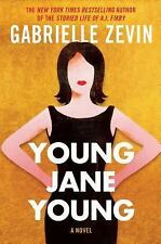 Young Jane Young by Gabrielle Zevin (2017, Hardcover)