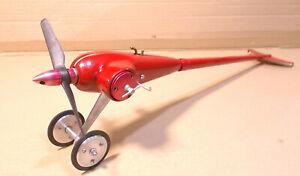 Propeller driven car model.(USSR 1977).