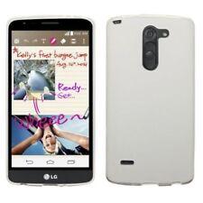 Fundas y carcasas Para LG G3 color principal blanco para teléfonos móviles y PDAs