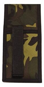Responder Jr Camo Holster EMT Paramedic Belt Case Tac Med EMI ADC 215 1985 86