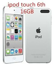 🔥NEW Apple iPod touch 6th Generation Silver 16GB MP3/4 Player - US Free Shipp