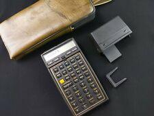 Hewlett Packard HP 41CV Scientific Calculator+Card Reader 82104A w/Case