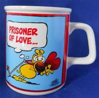 Grimmy Prisoner of Love Mike Peters MGM Enesco Mother Goose Grimm Coffee Mug Cup