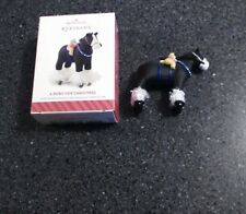 2014 PONY FOR CHRISTMAS REPAINT Hallmark Series Limited Edition Mint in Box