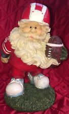 Vintage Football Santa Figure Christmas Jersey 25