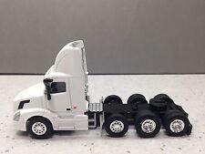 HO 1/87 TSH # 141 Volvo Tri-Axle Day Cab Tractor - White