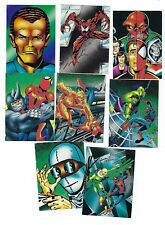 Spiderman II   30th anniversary cards, trading card singles (Lot of 8)
