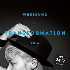 WHEESUNG - Transfomation (Mini Album)