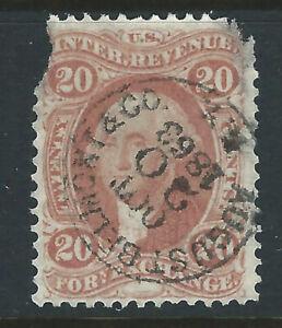 Bigjake: R41c 20 Cent Foreign Exchange - August Belmont & Co.
