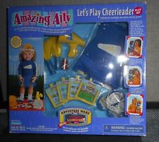 Amazing Ally Let'S Play Cheerleader Play Set Outfit Nib