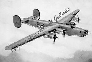 "B-24 Liberator ""Liberator"" Giclee & Iris Art Prints by Willie Jones Jr."
