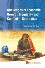 Challenges of Economic Growth, Inequal. . by Tan Tai Yong (2009, Hardcover)
