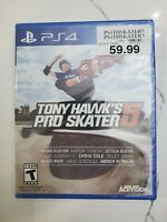 Tony Hawk's Pro Skater 5 - PS4 PlayStation 4 PS4 *NEW* SHIPS FAST!! Hawk