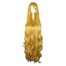 "GOSICK-Victorique De Blois Cosplay Wig Party Wig Synthetic 150cm/59.1"" Golden"