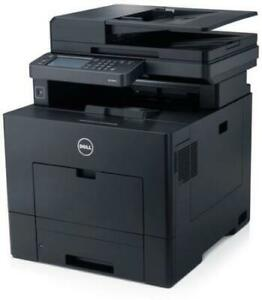 Dell Color MFP Laser Multifunction Printer C3765dnf - All in One