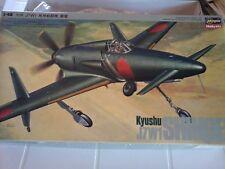 KYUSHU J7W1 SHINDEN 1/48 SCALE HASEGAWA MODEL LIMITED EDITION