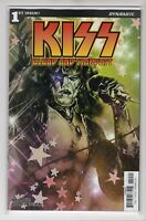 Kiss Blood and Stardust Issue #1 Dynamite Comics Cover B (1st Print 2018)