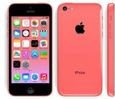 Apple iPhone 5c 16GB Sim Free Smartphone - Pink