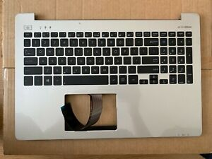 NEW ASUS S551LA S551LB S551LN Topcase Palmrest with US Keyboard 90NB02A0-R30280
