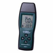 SMART SENSOR Wood Moisture Meter,Humidity Tester Timber Damp Detector Paper  5D4