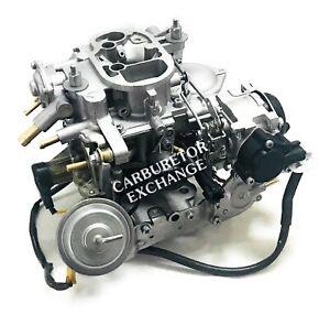 1982~1983 Honda Accord Remanufactured Carburetor 1.8L