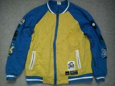 Sir Benni Miles New York Grems blue and yellow designer jacket SrBM Size Medium