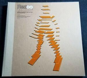 Rez Infinite Vinyl Record Soundtrack Box Set - Ltd Picture Disc Edition of 1000