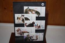 BRD 2004 postfrisch MiNr. 2402-2406 Katzen  Für die Jugend