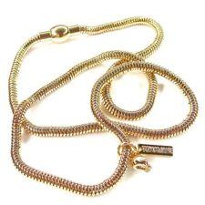 TOKYO JANE Halskette Schlangenkette, golden