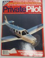 Private Pilot Magazine Flying The Latest Saratoga February 1989 FAL 060515R2