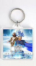 EMPIRE OF THE SUN ICE ON THE DUNE 2013 LP COVER KEYRING LLAVERO