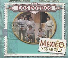 Los Potros Mexico y su Musica 3CD New Nuevo sealed