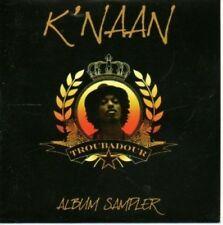 (AN641) K'Naan, album sampler - DJ CD