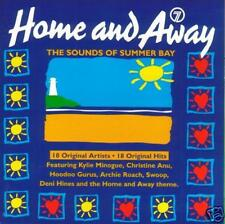 Home And Away-1996-Summer Bay-TV Series Australia Soundtrack -19 Tracks-CD