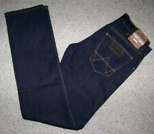 Wrangler Jeans Vegas Rinsewash Blu notte