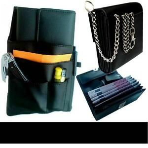 Waiter Waitress Bag Wallet Waiter Holster Bag Purse Coin Pocket Wallet