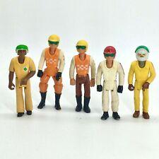 Fisher-Price Adventure People Figure Lot, 1977