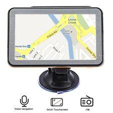 5 inch TFT display Car GPS Navigation HD 8GB 256MB Europe US Maps MTK FM SAT NAV