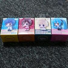 Vocaloid Chokotto Hikkake Figure Petit very cute set of 4 rare! Hatsune Miku etc