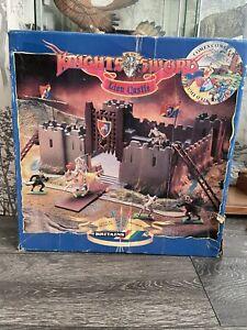 Britains Knights of the Sword Lion Castle original box
