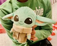 2020 Baby Yoda Doll Toy Star Wars The Mandalorian The Child Christmas Plush Doll