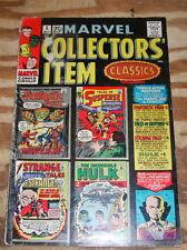 Marvel Collectors' Item Classics #5 very good plus 4.5
