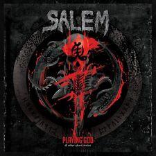 SALEM - Playing God - CD (Super Jewel Box) - DEATH METAL