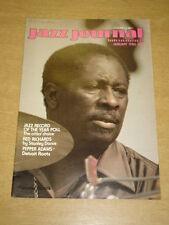 JAZZ JOURNAL INTERNATIONAL VOL 33 #1 1980 JANUARY PANAMA FRANCIS RED RICHARDS
