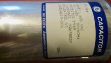 GE CAPACITOR 27L366  ~ 40uf 600VAC 50/60Hz  Stud Mt.