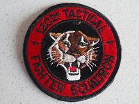1970s Vietnam US AIR FORCE PATCH-120th Tactical Fighter Squadron USAF