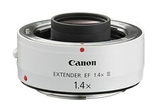 Canon Extender EF 1.4X III Teleconverter Lens Fedex to USA