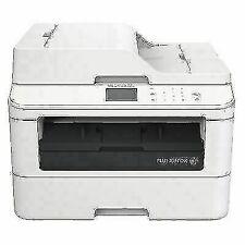 Fuji Xerox M265Z 4-in-1 Monochrome Laser Printer - White